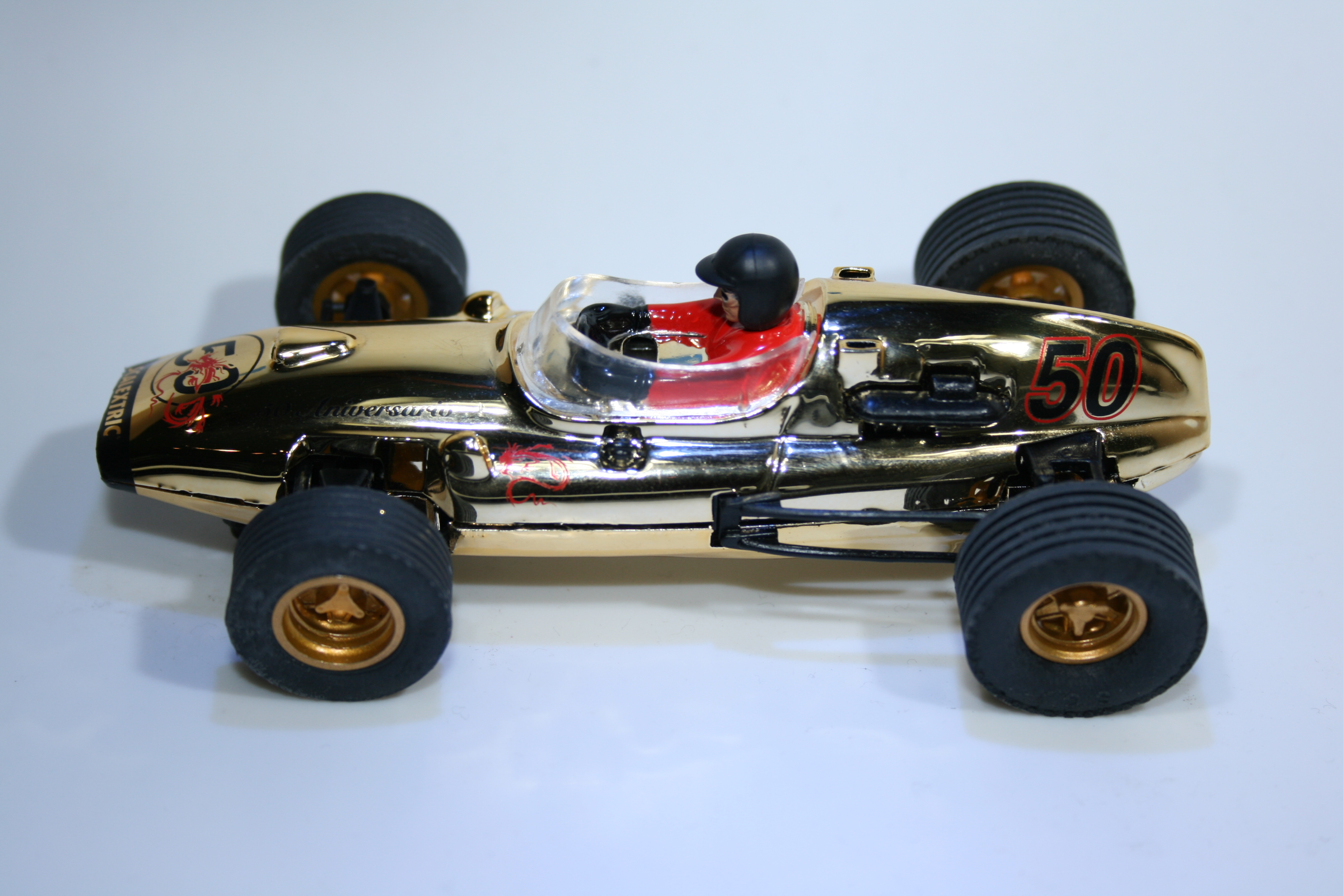 721 Cooper T51 Climax 1959 M Trintignant Scalextric A10107 Boxed