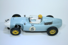 1231  Cooper T45 Climax 1958 R Salvadori VIP R60 1961-68 Set R1 Boxed