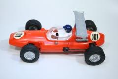 1687 Cooper T45 Climax 1958-60 R Salvadori  SLOT-MEX 5538 2013 Boxed