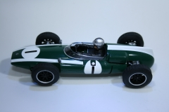 884 Cooper T53 Climax 1961 J Brabham Scalextric C3658A 2015 Boxed