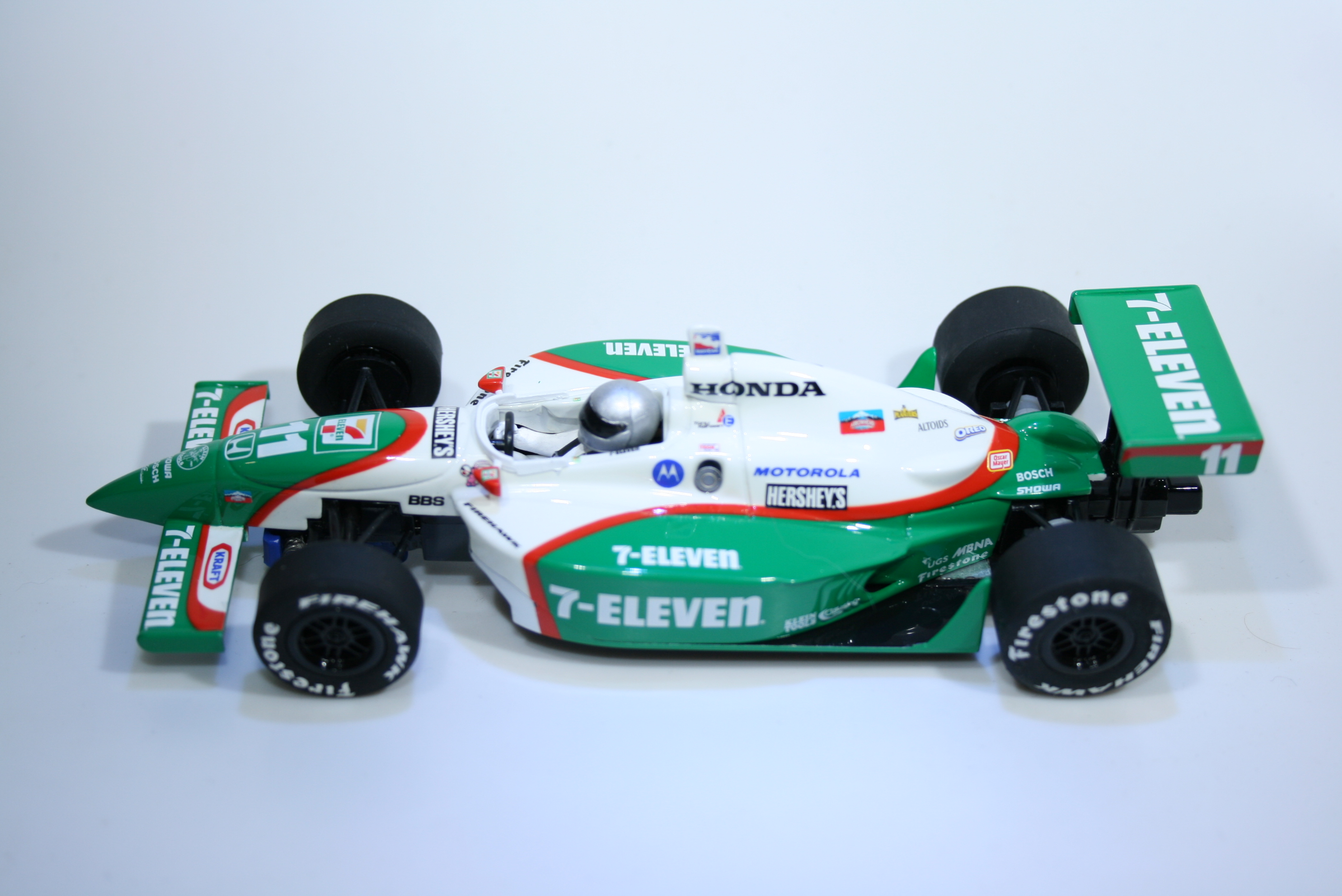 360 Dallara  Andretti Racing Green IR-05 T Kanaan 2006 Scalextric C2572 2006-07 Boxed