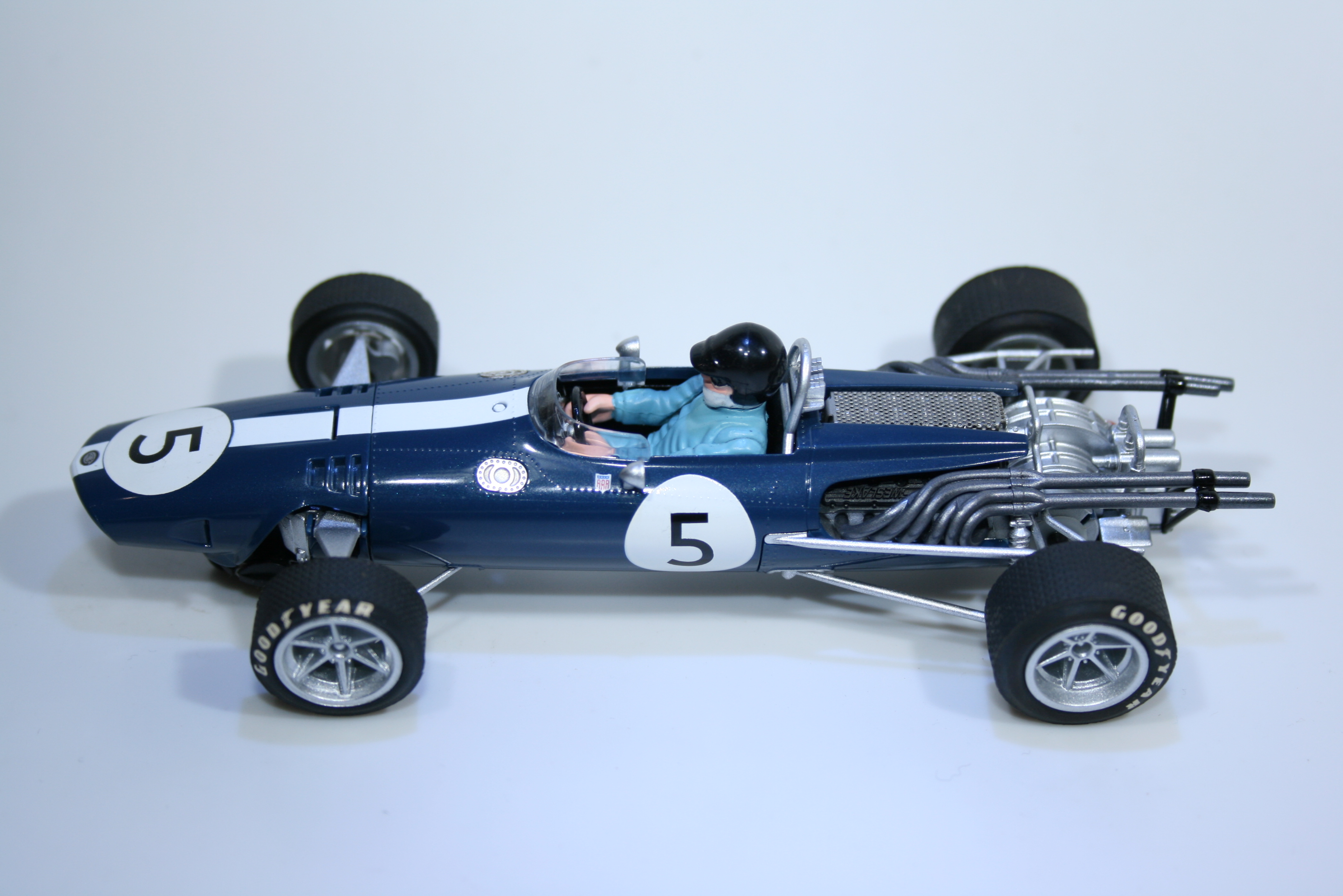535 Eagle Weslake AAR102 1967 D Gurney Scalextric C3032 2009 Boxed