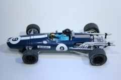 763 Eagle Weslake AAR102 1967 D Gurney Scalextric C3429 2014 Boxed