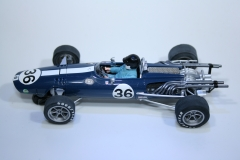 976 Eagle Weslake AAR102 1967 D Gurney Scalextric C2923A 2008 Boxed