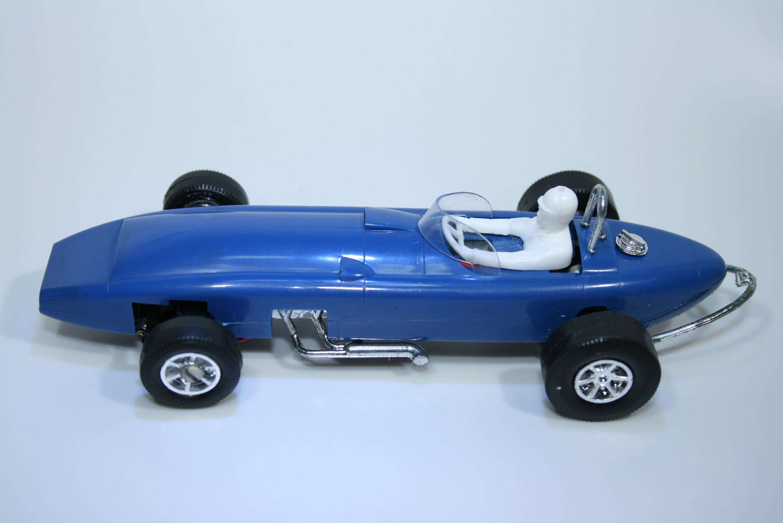 1042 Ferguson Indi Novi P104 1964 B Unser MRRC 5300 Boxed
