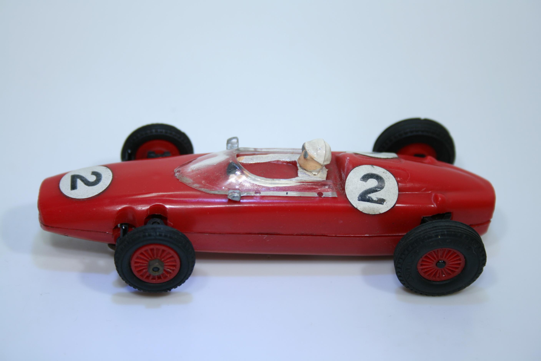 1010 Ferrari 156 1960 W Von Tripps SRM 1053 1963