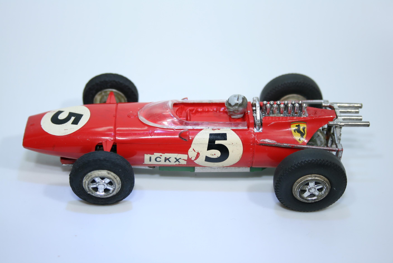 1013 Ferrari 158 1964-65 J Surtees Faller 6777 1968