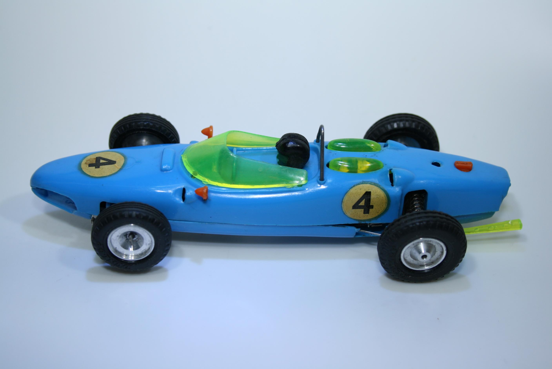 1062 Ferrari Dino 156 1961 P Hill Miniamil