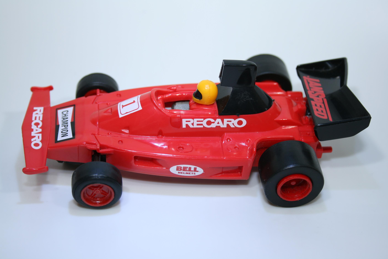 1073 Ferrari 312T 1976 N Lauda Scalextric C124