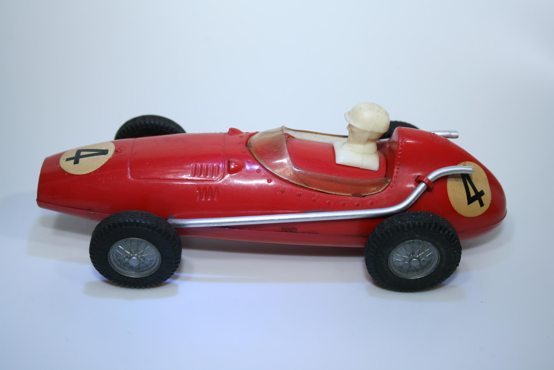1094 Ferrari 246 1958 M Hawthorn Fanacourse 8156 1965