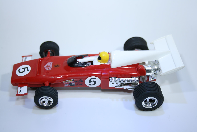 11 Ferrari 312 B2 1970-73 C Regazzoni Scalextric C25 1973-75 Boxed