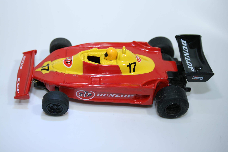 1116 Ferrari 312 T3 1978 G Villeneuve Scalextric C472 1993-96