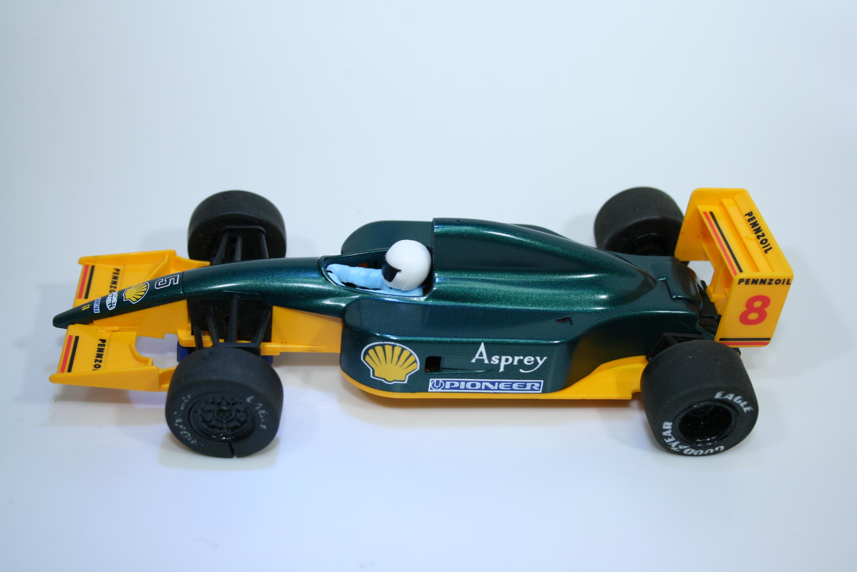 1169 Ferrari F310B 1997 M Schumacher Scalextric C2108 1998 Pre Production