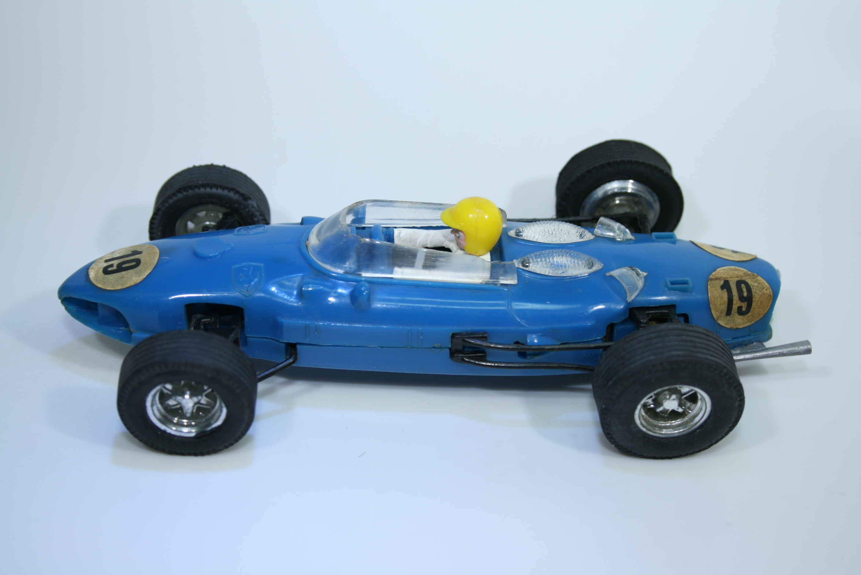 1192 Ferrari 156 1961-62 P Hill Scalextric C39
