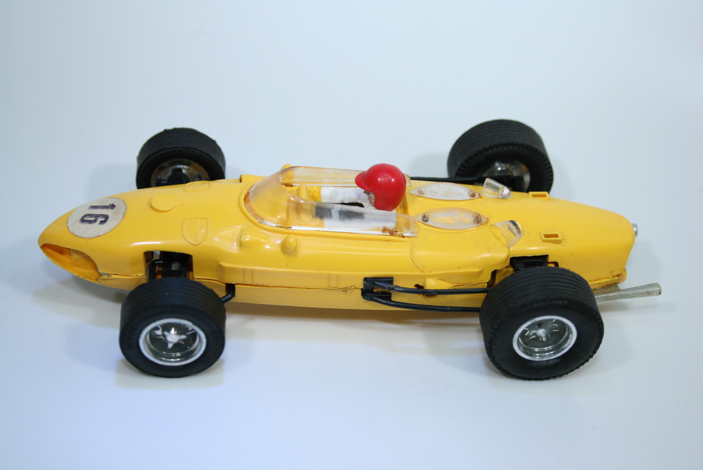 1193 Ferrari 156 1961-62 P Hill EXIN C39 Boxed