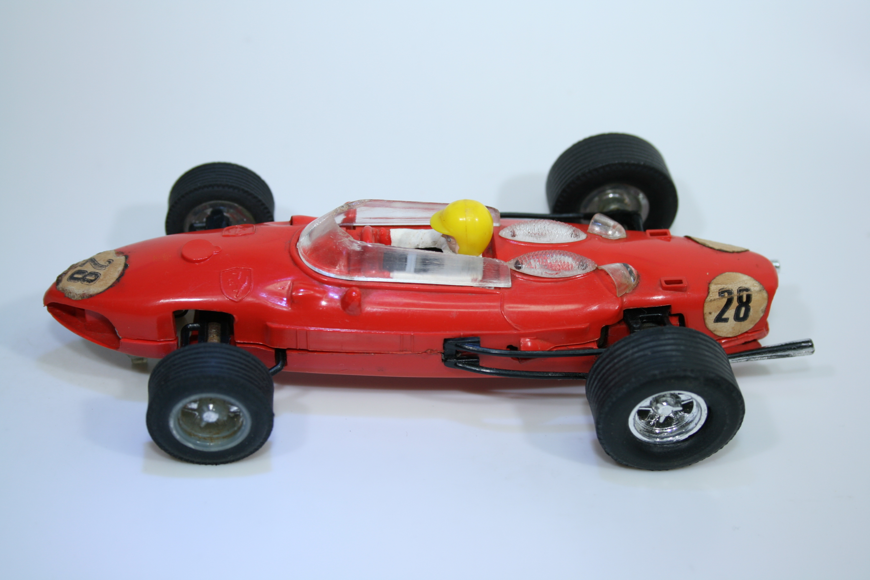 1194 Ferrari 156 1961-62 P Hill Scalextric C39 Boxed