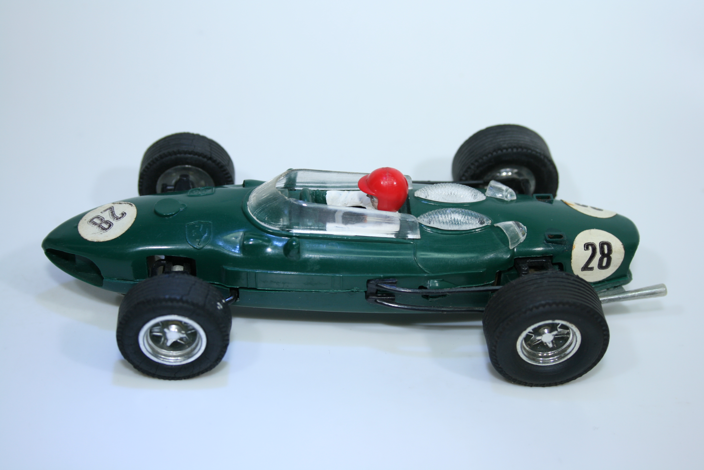 1195 Ferrari 156 1961-62 P Hill Scalextric C39