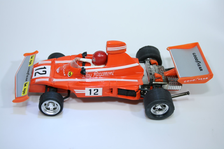 1204  Ferrari 312 B3 1974 C Regazzoni SCX 4052 1975 Mexico