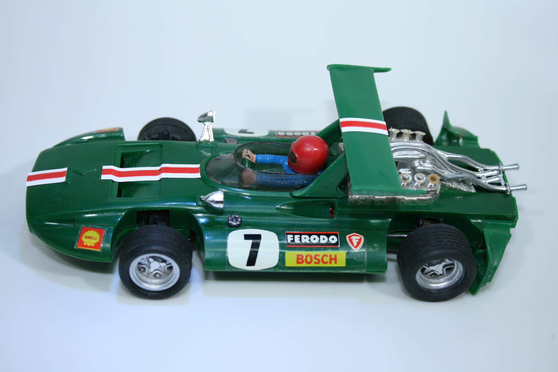1211 Ferrari Sigma 1969 SCX C47 1973 Boxed Mexico