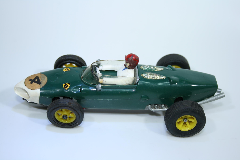 1213  Ferrari Dino 156 1962 P Hill VIP R62 Boxed