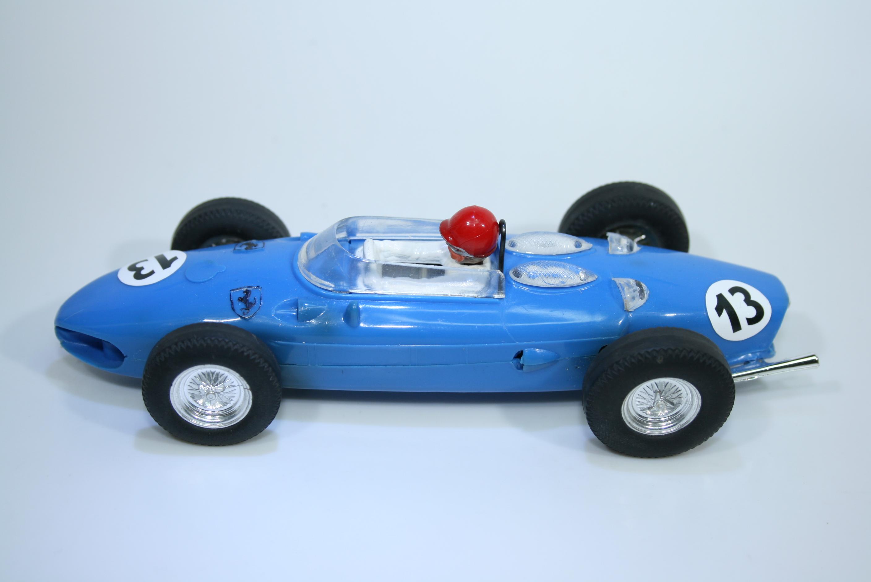1233 Ferrari 156 1962 P Hill Scalextric C62 1962-65 FRA