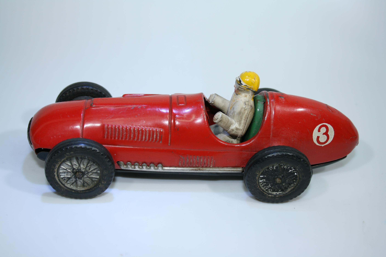 1278 Ferrari 375 1953 A Ascari Scalextric MM/C52 1956