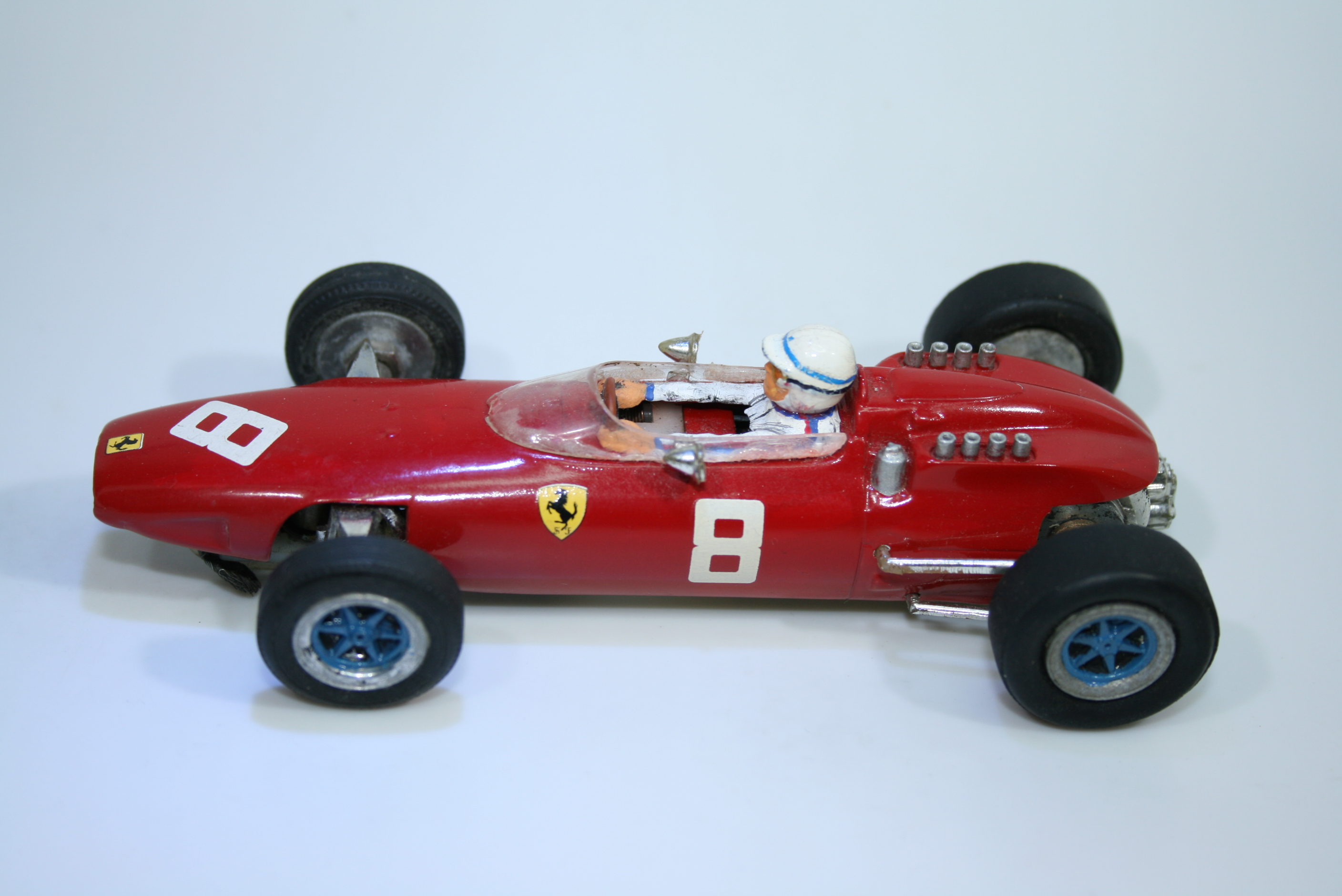 1283 Ferrari 158 1964 J Surtees Monogram