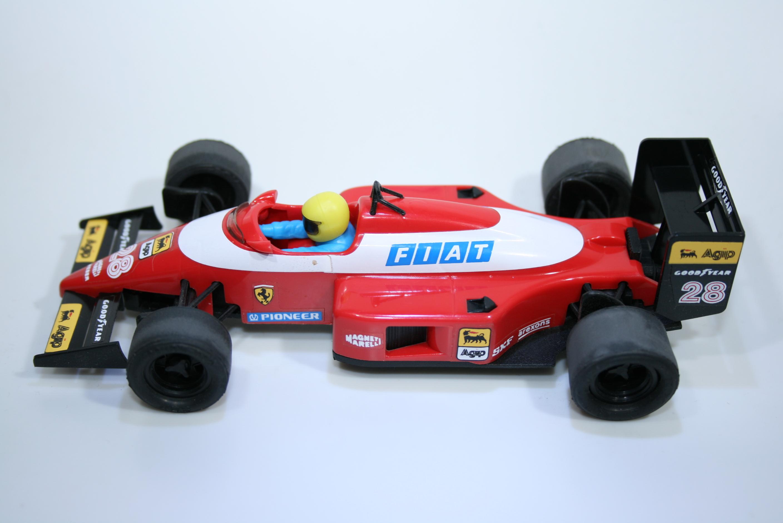 13 Ferrari F93A 1993 G Berger SCX 83720 1994 Boxed