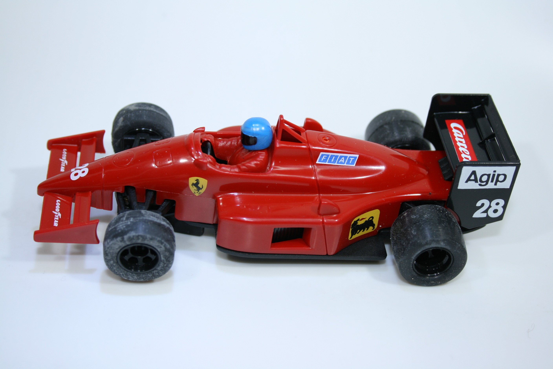 1306 Ferrari F1/88 1988 G Berger Carrera Profi 71412 1989-96 Boxed