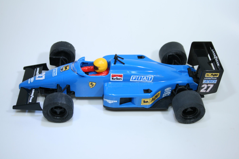 1379 Ferrari F1/87 1987-88 M Alboleto EXIN 4087 1989-92 Boxed
