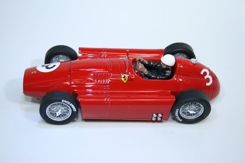 1381 Ferrari D-50 1956 A De Portago Cartrix CTX0041 2019 Boxed