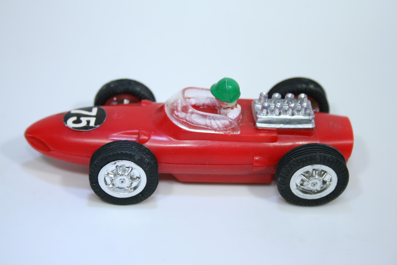 1396 Ferrari 156 1961 P Hill Lincoln Set Car