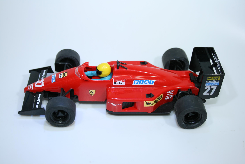 1403 Ferrari F1/87 1988 M Alboreto EXIN 4087 1989-92 Boxed