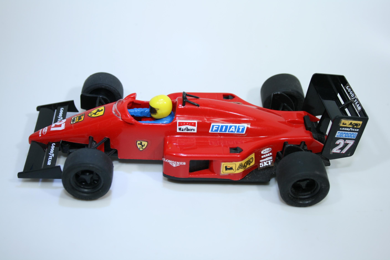 1426 Ferrari F1/87 1988 G Berger EXIN 4087 1989-92 Boxed