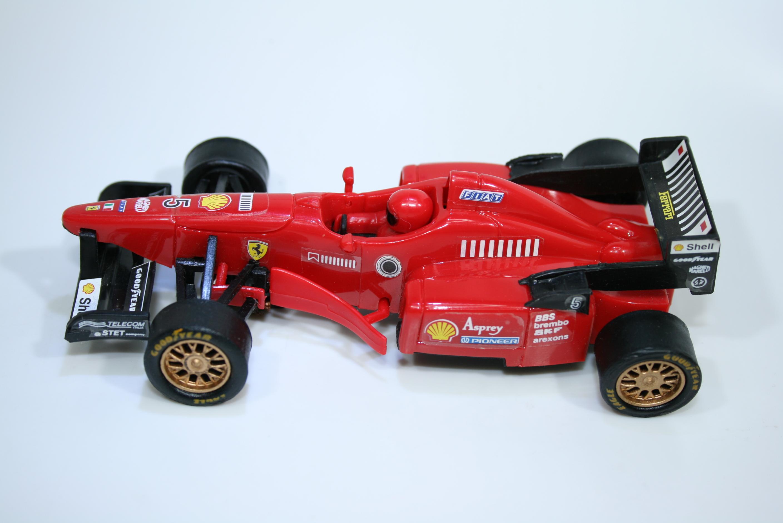 1453 Ferrari F310 1997 M Schumacher Cartronic C302 1998