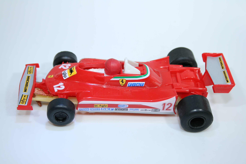 1489 Ferrari 312T4 1979 J Villeneuve Polistil A119 1979 Boxed