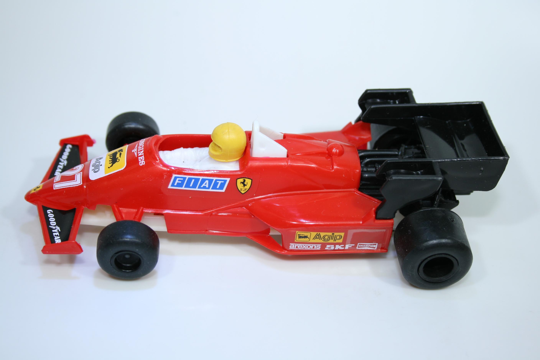 1491 Ferrari 126C3 1983 R Arnoux Polistil A130 1983 Boxed