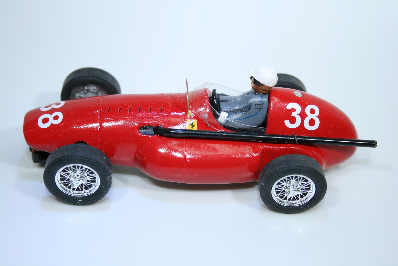 1495 Ferrari F555 1956 E Castellotti Scratch Built