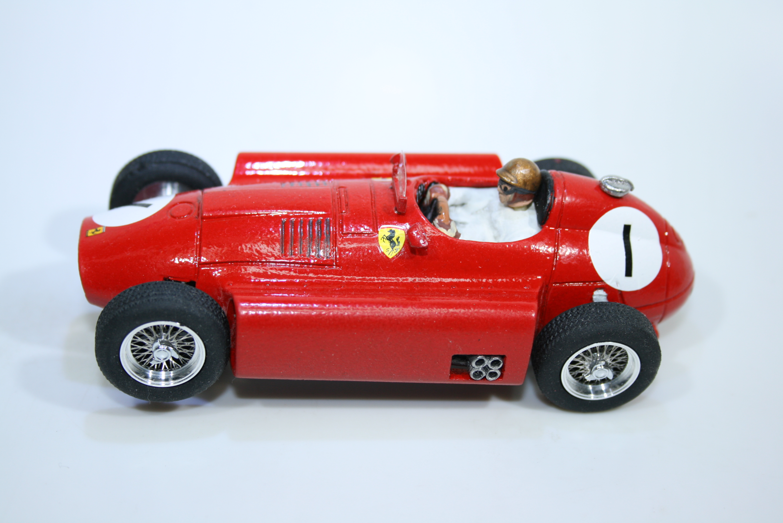 1534 Ferrari Lancia D50 1956 J Fangio Penelope Pitlane