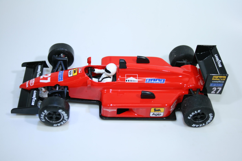 1570 Ferrari F1/87 1987 M Alboreto NSR O164IL 2020 Boxed