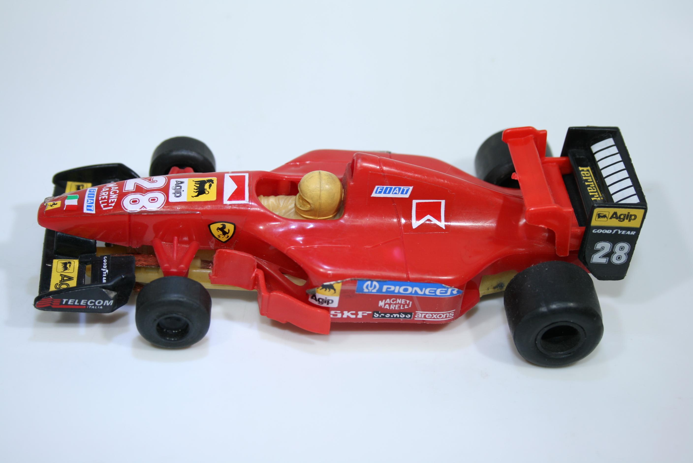 1574 Ferrari F1/87 1987-88 G Berger Polistil 32244 1997