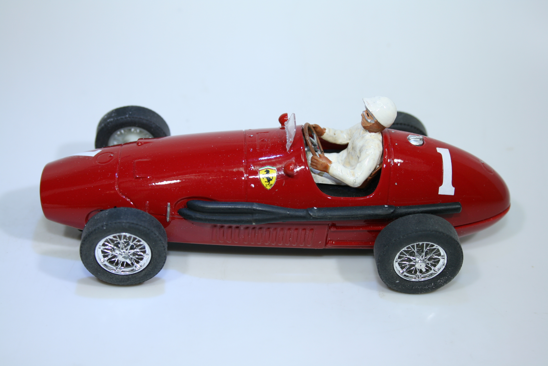 1664 Ferrari 500 1952 A Ascari Proto-Slot CB010 Boxed