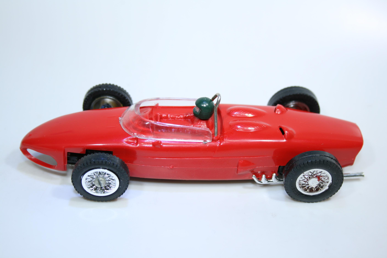 1670 Ferrari Dino 156 1961 P Hill MRRC 5151 1962 Boxed