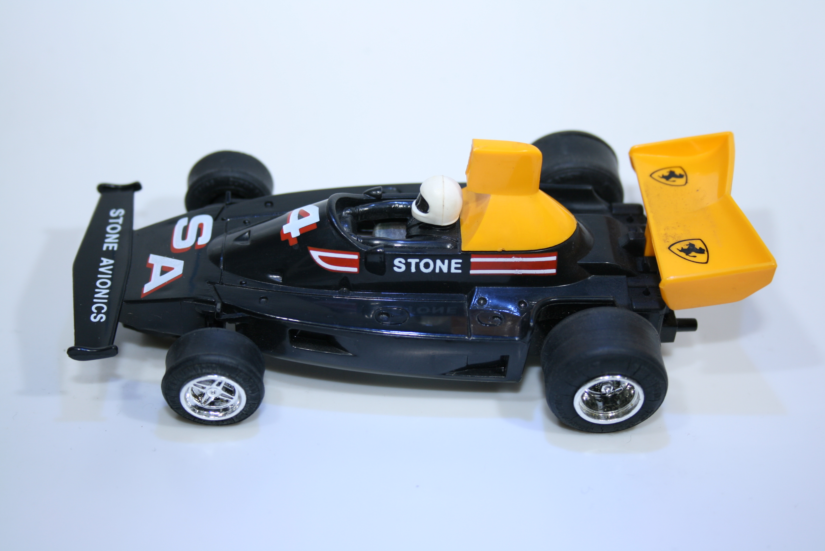 Year 1987 Kent F1 Slot A Collection Of F1 Single