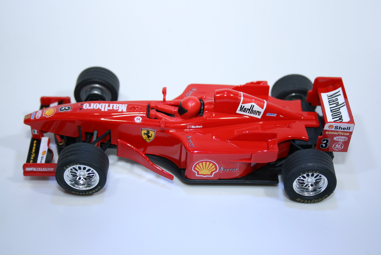 28 Ferrari F300 1998 M Schumacher Proslot PS1001 1999 Boxed