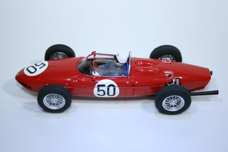 285 Ferrari 156 1961 G Baghetti Scalextric H2703A 2006 Boxed
