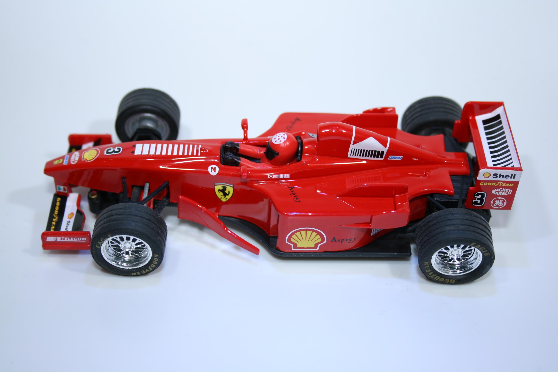 29 Ferrari F300 1998 M Schumacher Proslot PS1022 2000 Boxed