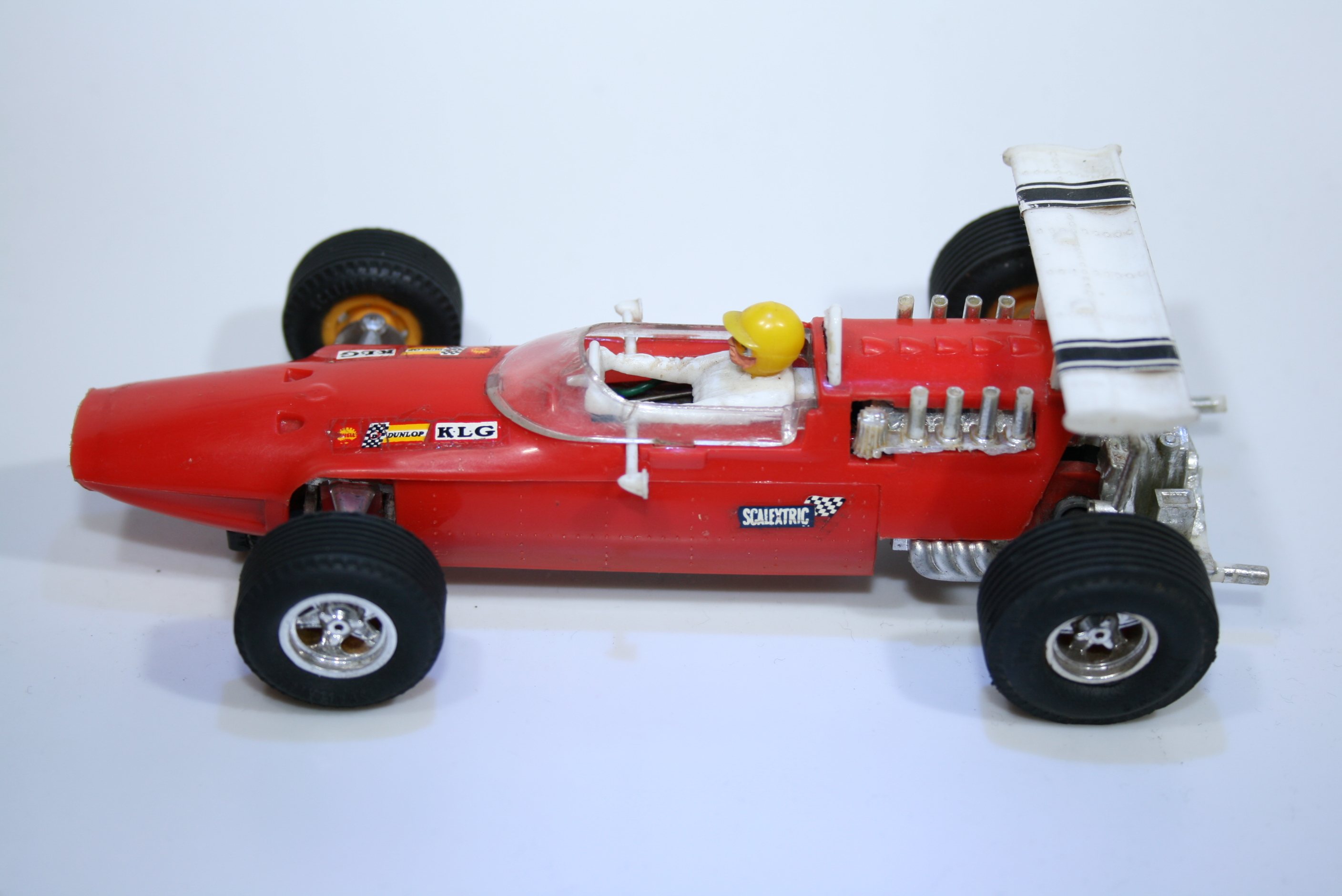 291 Ferrari 158 1964-65 J Surtees Scalextric C9 1969-72