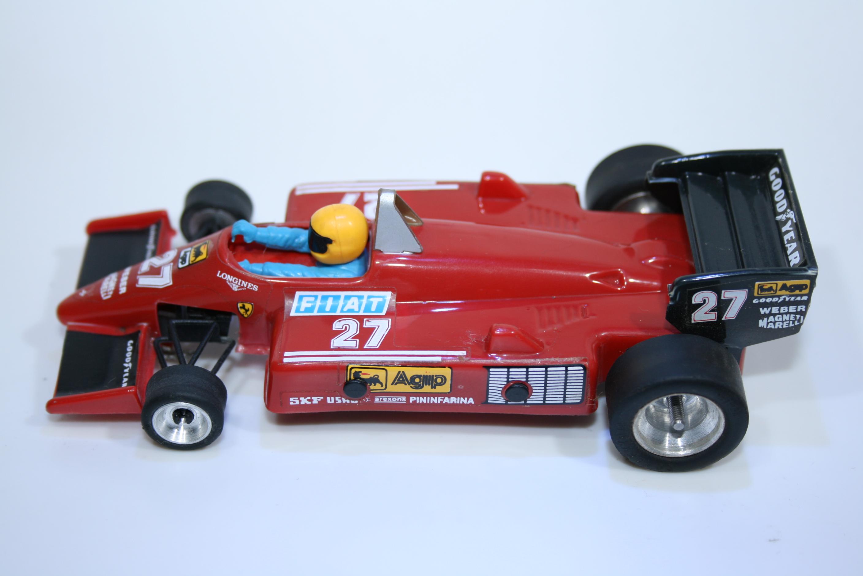 316 Ferrari 156/85 1985 M Alboreto Scalextric 7035 1986 Boxed