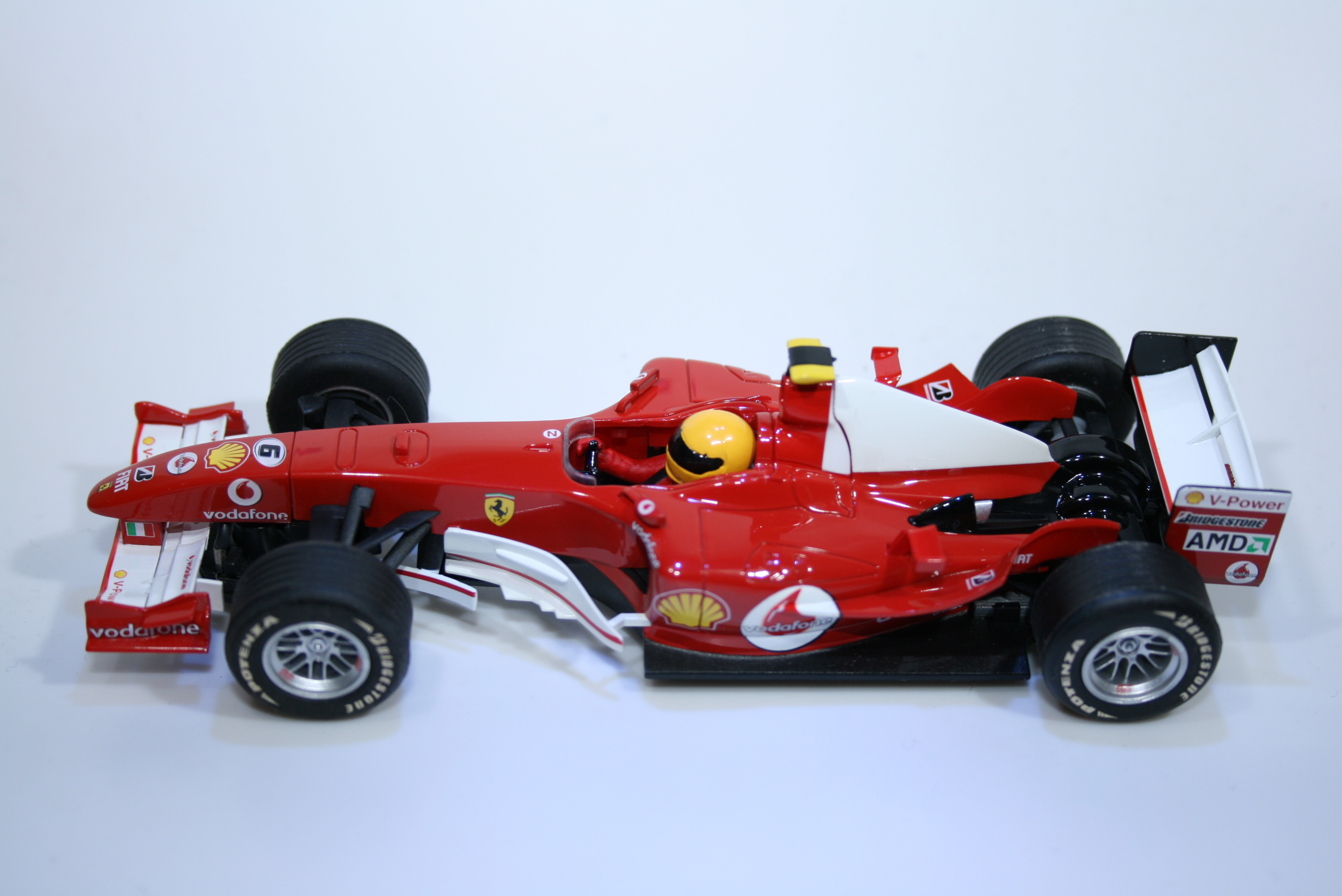 P Massa Archives Kent F1 Slot A Collection Of F1